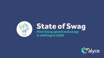 State of Swag 2020: How B2B Swag Management and Usage is Shifting