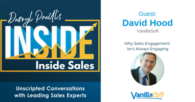 INSIDE Inside Sales - Ep 16: Why Sales Engagement Isn't Always Engaging