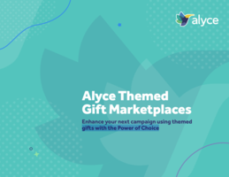 Alyce Themed Gift Marketplaces