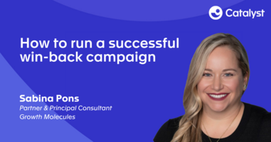 How To Run A Successful Win-Back Campaign