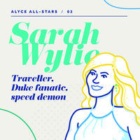 Alyce All-Stars Featuring Sarah Wylie | Alyce All-Stars