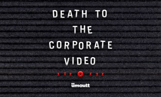 Introducing Death to the Corporate Video, our new podcast