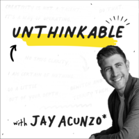 Why can we imagine better work than we can create? || Unthinkable #146