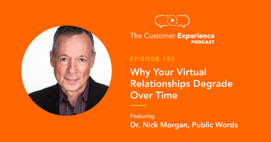 Why Your Virtual Relationships Degrade Over Time