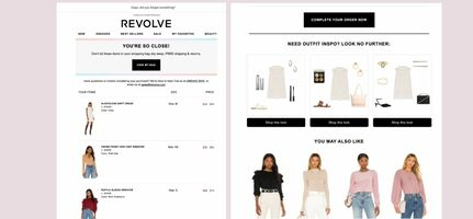 Cordial partners with Stylitics to integrate personalized outfit recommendations in triggered email campaigns