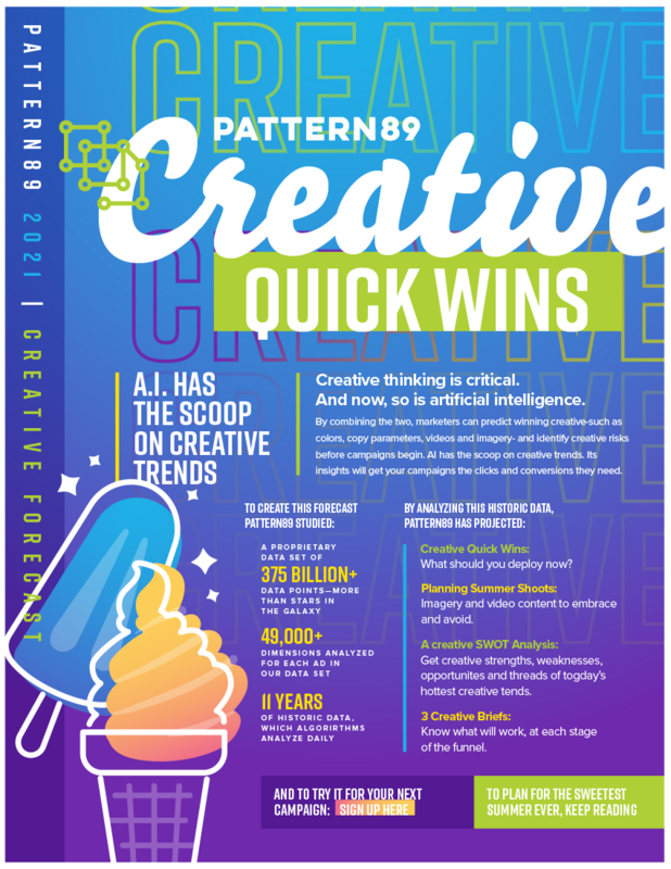 Creative Forecast Quick Wins