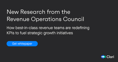 Revenue Operations Council - White Paper: Strategic KPIs to Fuel Growth Initiatives