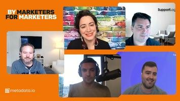 By Marketers, For Marketers Episode 8: ABM vs Demand Gen w/ Chris Walker