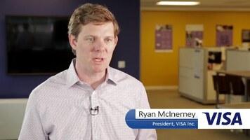 Visa President Ryan McInerney on Being a DocuSign Customer, Partner & Investor