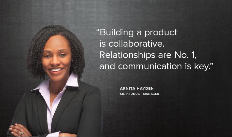 Meet Team Sprout: Arnita, Senior Product Manager