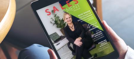 Brainshark's Sales Enablement Magazine: Spring 2020