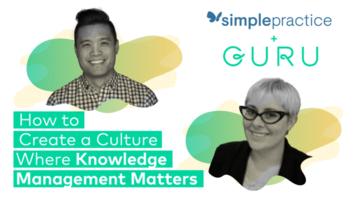 Webinar Recap: How to Create a Culture Where Knowledge Matters