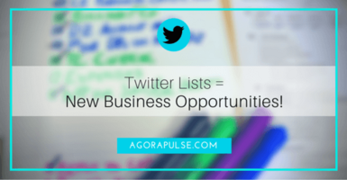 9 Ways to Use Twitter Lists to Build New Business Opportunities