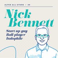 Alyce All-Stars Featuring Nick Bennett   Alyce All-Stars