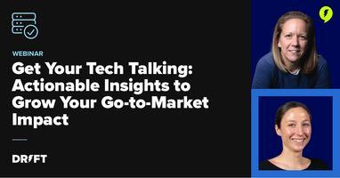 Webinar: Get Your Tech Talking