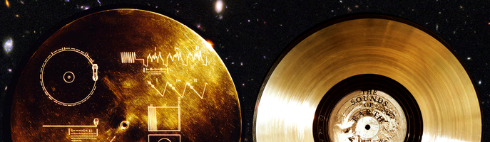 How Voyager's Golden Records Inspired Our AI