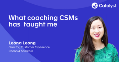 What Coaching CSMs Has Taught Me About CS and Myself