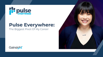 Pulse Everywhere: The Biggest Pivot of My Career | Customer Success and Product Experience Software | Gainsight
