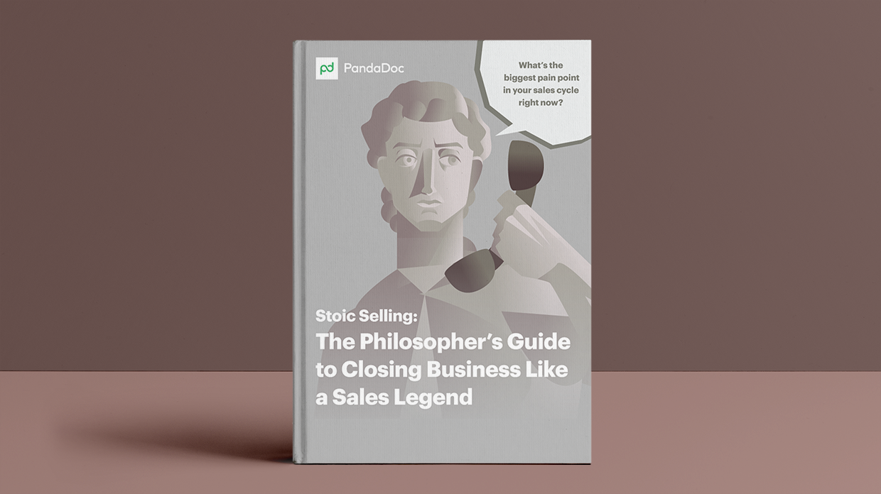 Stoic Selling: The Philosopher's Guide to Closing Business Like a Sales Legend