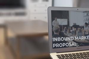 Free Slide Deck - Get CEO Approval on Inbound Marketing