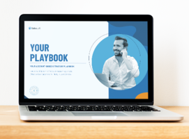 """Your Account-Based Strategy Playbook: How to Build """"Sales First"""" Account-Based Programs"""