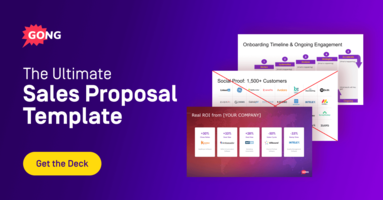 The Ultimate Sales Proposal Template: Get The Deck