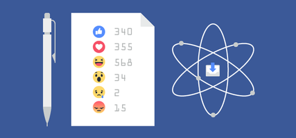 Analyze Facebook Reactions Using the Sent Messages Report