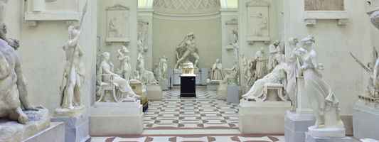 The Virtual Museum: Visit the Gallery AI Curated