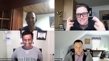 B2B Category Creators Episode 6: Michel Feaster, Nick Mehta, and Mike Volpe