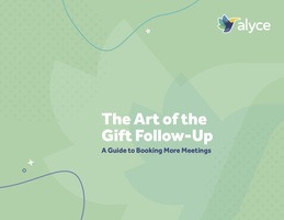 The Art of the Gift Follow-Up