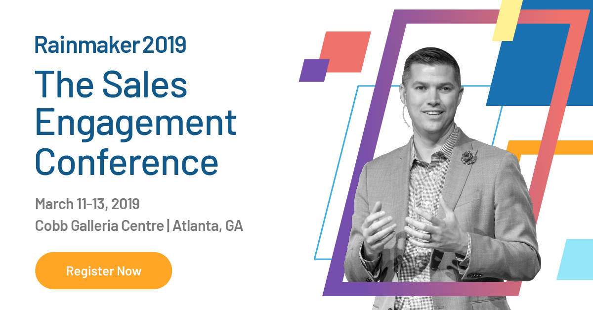 Rainmaker: A Guide to THE Sales Engagement Conference