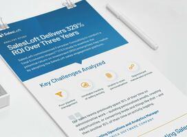 Analyst Study: SalesLoft Delivers 329% Return on Investment