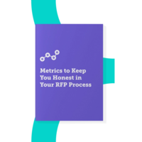 Ebook: Metrics to Keep You Honest in Your RFP Process