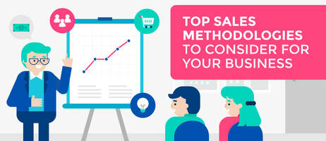 The Top 9 Sales Methodologies to Consider for Your Business