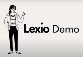 Lexio: 3 Minute Demo