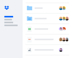 Check out the new Smart Workspace from Dropbox