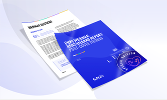 ON24 Webinar Benchmarks Report Special Edition: Post-COVID Trends