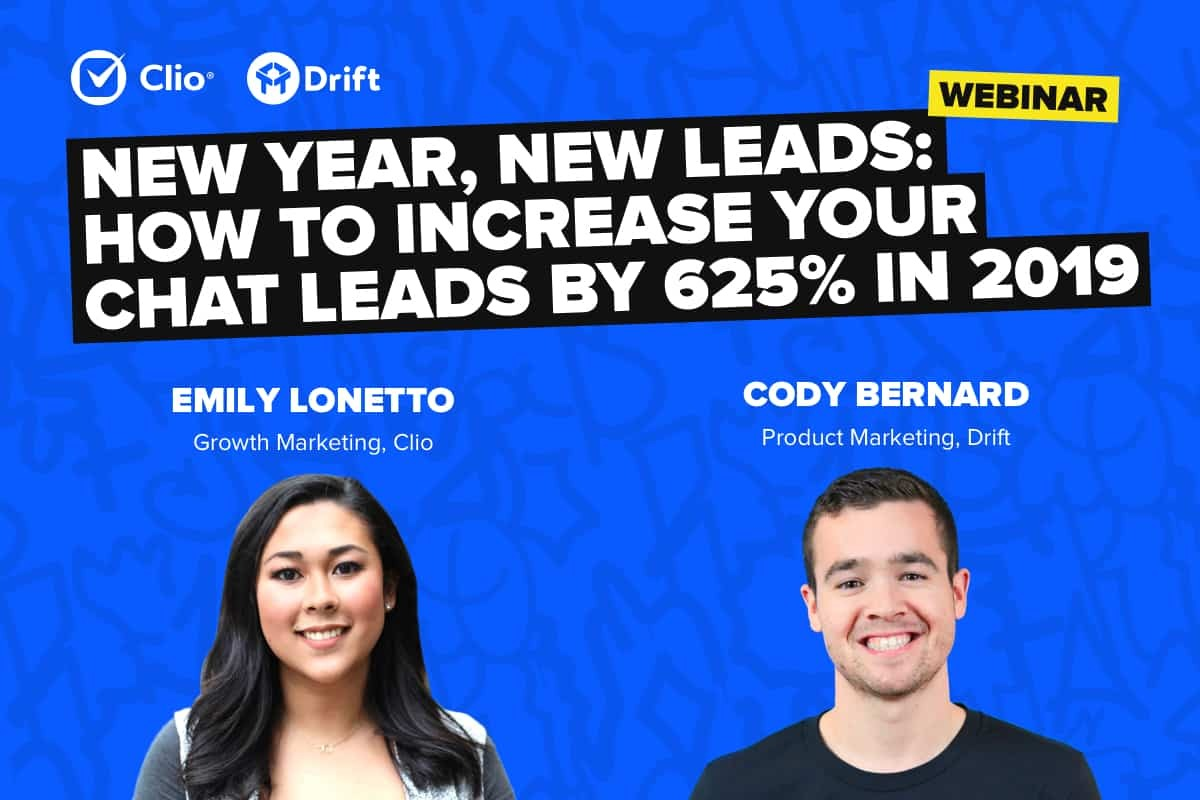 Webinar: How to Make Chat Your Biggest Lead Channel