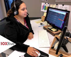 How 10xfive Increased Their Call Center Answer Rate by 20%