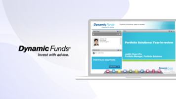 Case Study: With ON24, Dynamic Funds Crafts a Financial Education Machine
