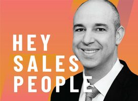 """4 """"Hey Salespeople"""" Episodes to Help You Work from Anywhere"""
