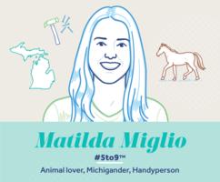 Alyce All-Stars Featuring Matilda Miglio | Alyce Blog