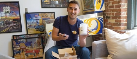 Direct Mail Unboxed: Soothing Candle for Customers With Support Issues [Video]