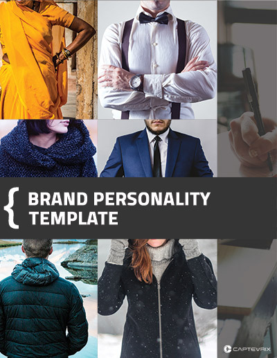 Brand Personality Template | Free Download