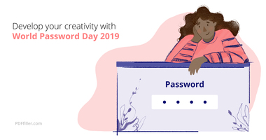 World Password Day 2019: one more chance to finally create a strong password