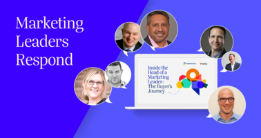 What Does The Marketing Leader Say? Reactions To B2B Research On How CMOs Buy