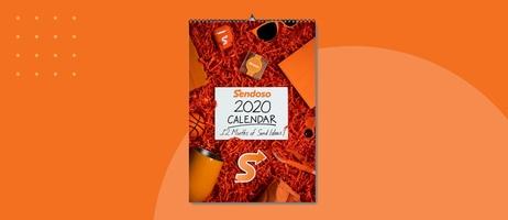 Sendoso 2020 Calendar: 12 Months of Send Ideas