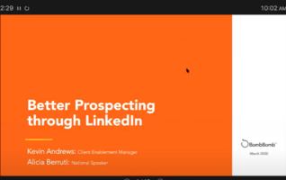 The Most Successful LinkedIn Prospecting Videos We've Seen Yet