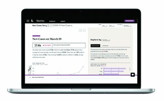 COVID-19 Data Stories Walk-Through Webinar