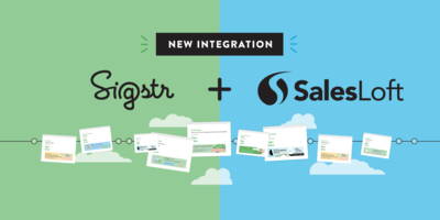 Bring Powerful Ad Targeting Into Every SalesLoft Email - Terminus Site